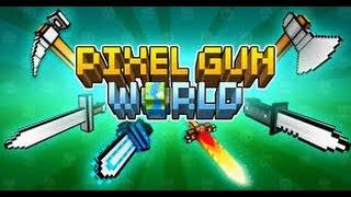 PIXEL GUN WORLD #1:mai-cờ-ráp bắn súng