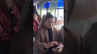 Xe Buýt Bắc Giang Ông Và Bà Chửi Nhau Đánh Nhau - 8 Tép