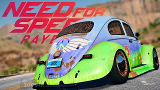 Fundort Stillgelegtes Auto: VW Beetle Spring Special | 16. April - Need for Speed Payback