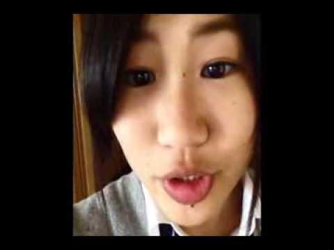 Reika Oozeki Vine動画まとめ 世界よ、これが日本の女子高生だぴーあ!#01