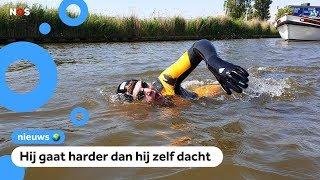 Hoe poept, slaapt en eet Maarten van der Weijden?