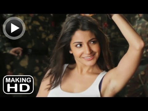 Anushka Sharma - Jab Tak Hai Jaan - Making Of The Film - Part 5