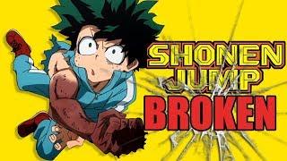New Shonen Jump is BROKEN!