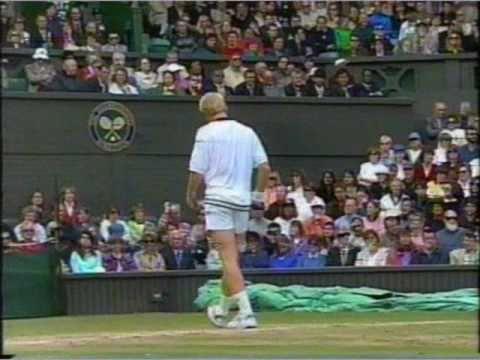 Pete サンプラス vs Boris ベッカー ウィンブルドン 1997 pt.1 of 4