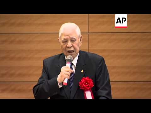 EP - 22/07/15 - Former president of Taiwan visits Japan