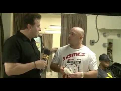 Matt Serra Is Naturally Funny, Very Talented... Image 1