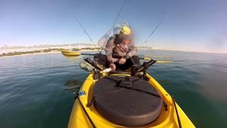 Pesca al curri en kayak. CLUB PESKAYAKISLA