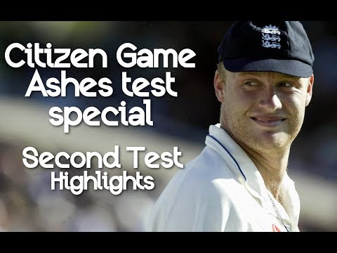 Ashes 2013/14 special - Second Test Match Highlights - EA Sports Cricket 2004