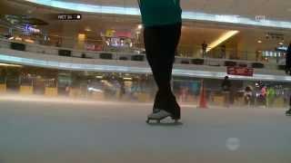 NET24-Sekolah Ice Skating
