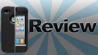 Otterbox Defender Series iPhone 4 Case Review - Most Protective Case!