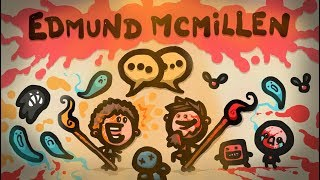 Talking with Edmund McMillen [Creator of the Binding of Isaac, Super Meat Boy, the End is Nigh]
