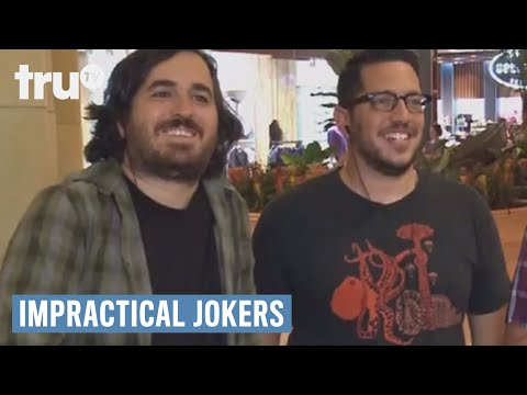 Impractical Jokers - Cute Twerk Attack video