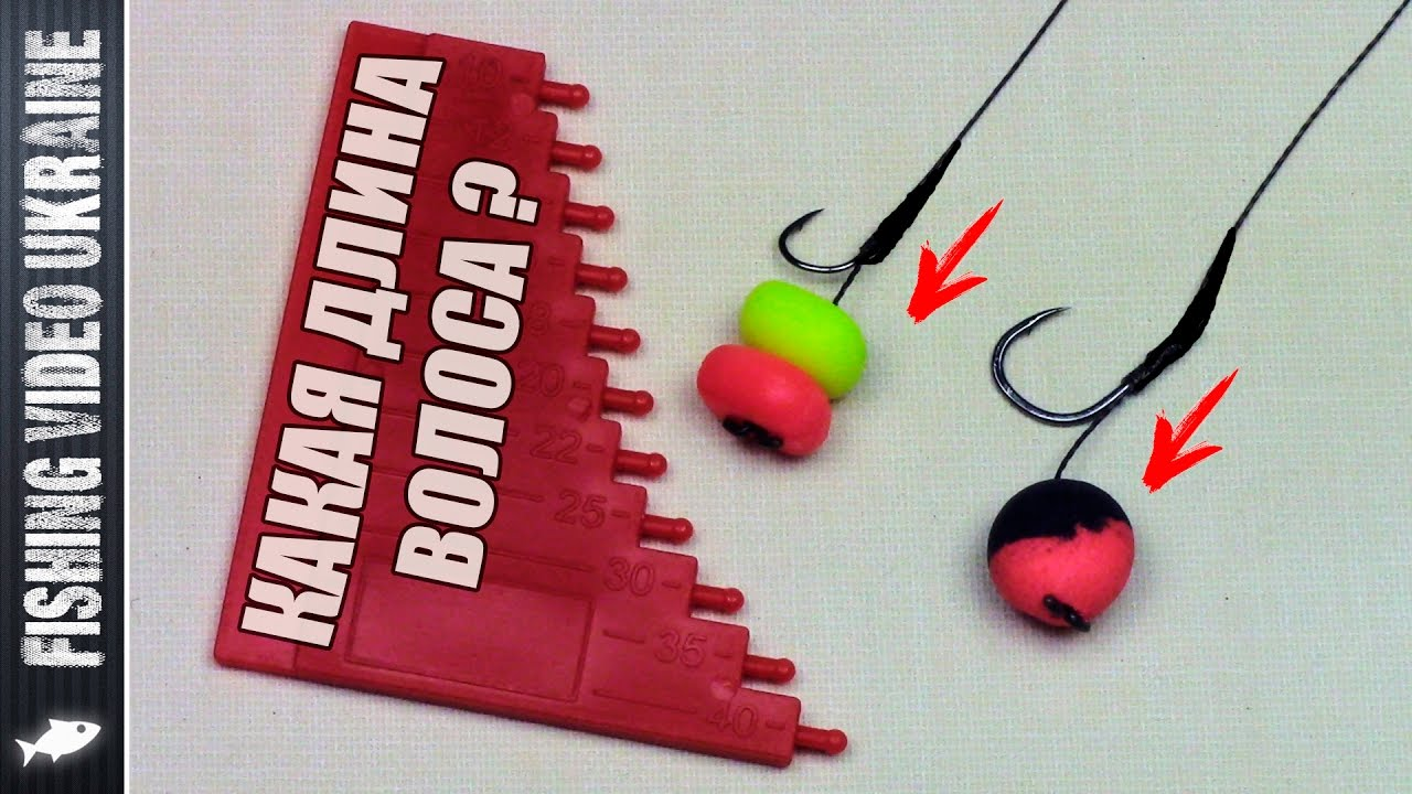 Приспособление для вязания волосяных оснасток 95