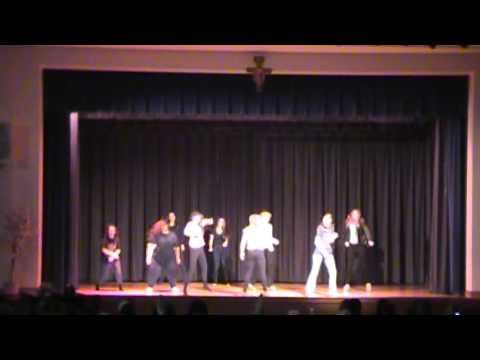 Immaculata Academy Freshmen Lip-Sync 2014 - 02/28/2014