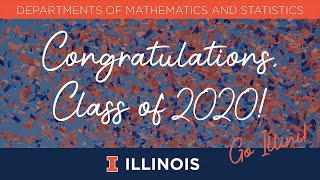 A message to our #ILLINOIS2020 graduates