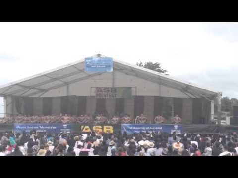 Saint Pauls College Samoan Group - Polyfest 2014 - Sas?