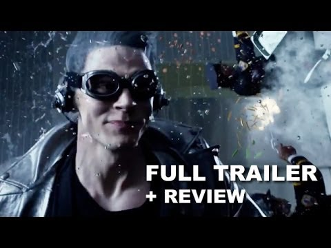 X-Men Days of Future Past Official Trailer 3 + Trailer Review - FINAL : HD PLUS