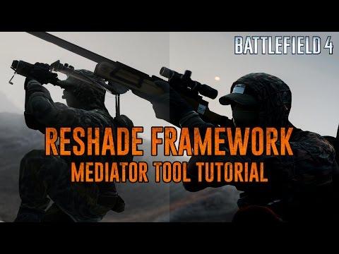 Reshade Tutorial Part 1 - Basic Setup Guide (Battlefield 4)
