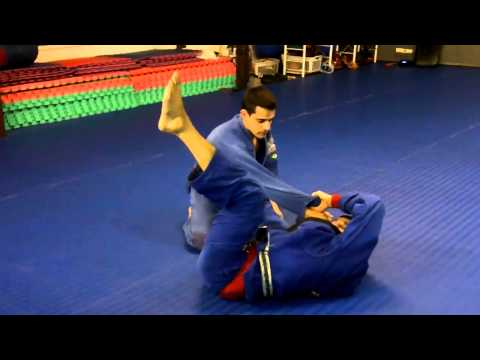 Jiu Jitsu Techniques - Submissions from Spider Guard Image 1