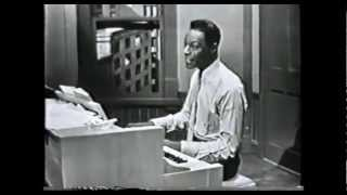 Nat King Cole and Patti Page - Blue Skies (1958)