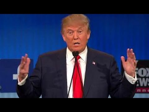Any candidate unwilling to support eventual GOP nominee? | Fox News Republican Debate