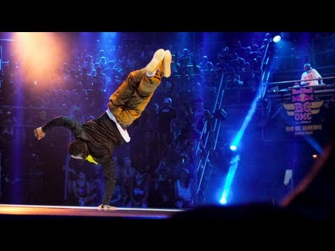 YLYK Dance Videos - Red Bull BC One Finals 2012 Rio, Brazil | YAK FILMS | Winner Bboy Mounir