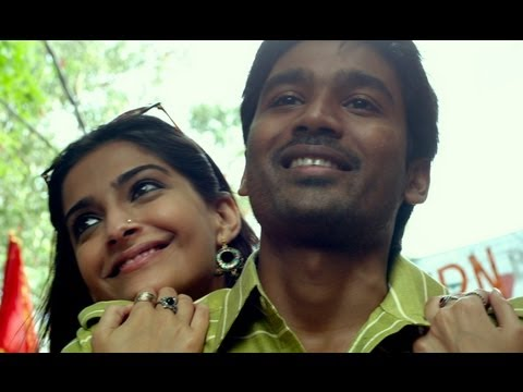 Dhanush Invites You To Watch The Latest Track 'Nazar Laaye' - Raanjhanaa