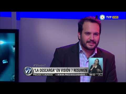 Visión 7 Resumen - La Descarga en la TV Pública