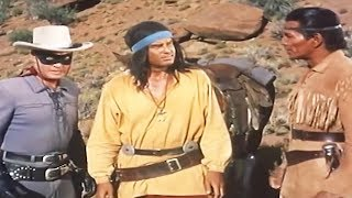 The Lone Ranger | Ghost Canyon | HD | TV Series English Full Episode | Cartoons For Kids