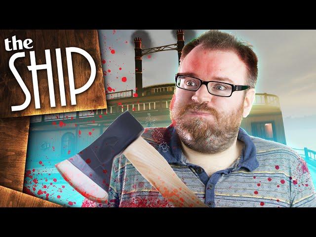 Руководство запуска: The Ship: Remasted по сети