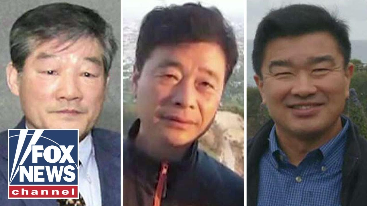 3 US captives held in North Korea on way home with Pompeo