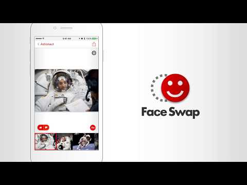 Microsoft face swap app lets you use images from Bing