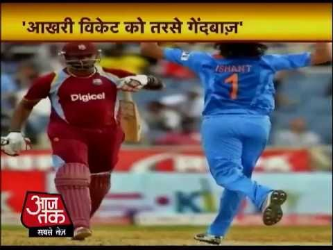 Tri-series: West Indies beat India by one-wicket -Aaj Tak