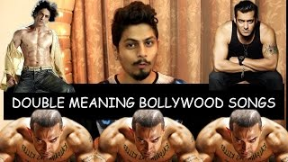 BOLLYWOOD DOUBLE MEANING SONGS - PART 1 | Crazy Duksh
