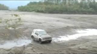 suzuki sidekick jumps