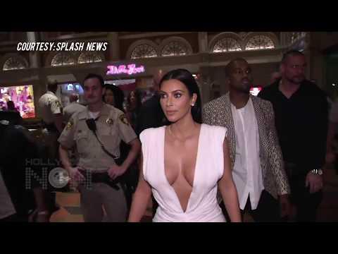 Video) Kim Kardashian REVEALING DRESS in Birthday Special Video | Kanye West in TAO