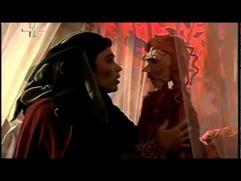 Rapunzel, do Furunfunfum, na TV Cultura - Teatro Rá Tim Bum