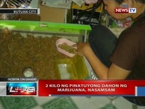 NTVL: 2 kilo ng pinatuyong dahon ng marijuana, nasamsam