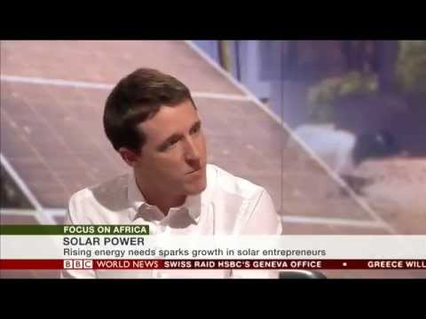 BBC World News - Is Africa set for a solar revolution?