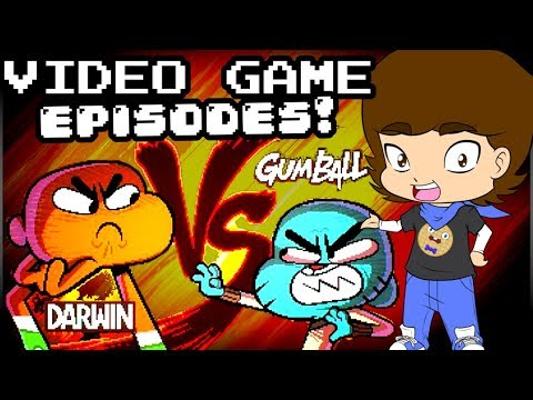 Top 6 Video Game EPISODES in CARTOONS - ConnerTheWaffle