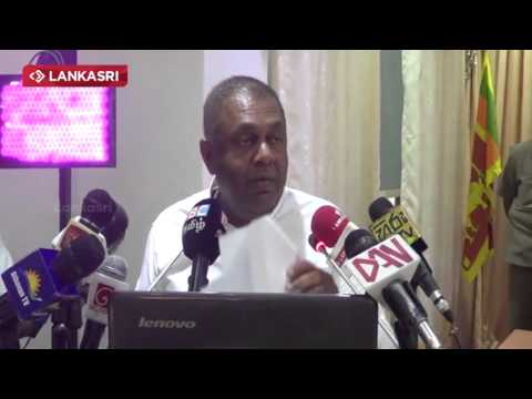 FM Mangala launches Consultations on Reconciliation Mechanisms in Jaffna