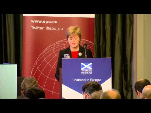 Scotland's commitment to Europe