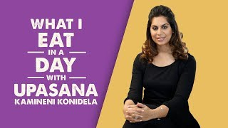 Upasana Kamineni-Konidela: What I eat in a day | S01E14 | Bollywood | Pinkvilla | Fashion