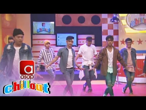 ASAP Chillout: Mastermind dances to Miko and Gab's 'Hugot'