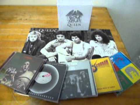 QUEEN 40th Anniversary Box Set Volume 2 (2011 remasters)