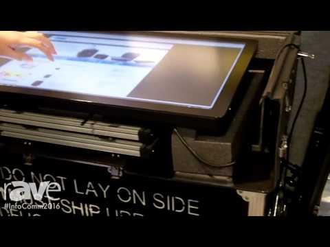 InfoComm 2016: Jelco Unveils Mobile Tabletop Tilt Case