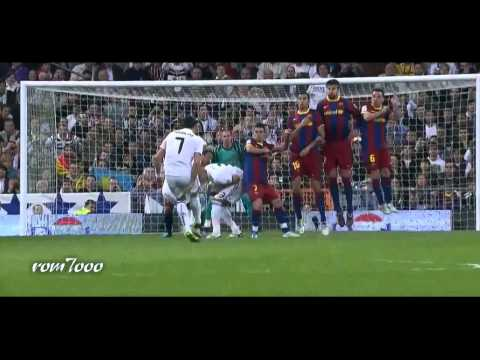 Cristiano Ronaldo vs Luck !! HD
