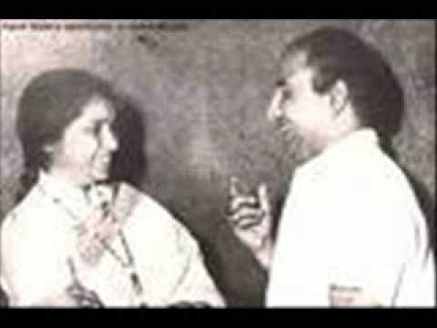 Hum Kho Gaye Ji Dil Kho Gaya      Rafi Asha      Kaanch Ki Gudiya video