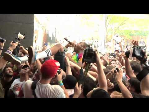 ODD FUTURE: 'Radical' @ Thrasher's 2011 Death Match