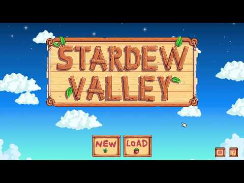 Imma play this relaxing game!!! Stardew Valley PS4